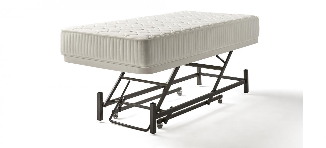 Liftable bed Dupen